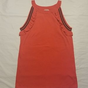 Juicy Couture Sleeveless Glitter Top S